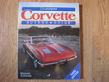 1990 ILLUSTRATED CORVETTE BUYER'S GUIDE 164-pgs LOADED w/ PHOTOS Data SPECS Xlnt Condition:Used in New Lenox, Illinois