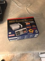 NES mini in Fort Campbell, Kentucky