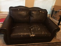 TWO LARGE SOFAS AND ONE LOVESEAT WITH INTACT STRUCTURE/FRAME. in Kingwood, Texas