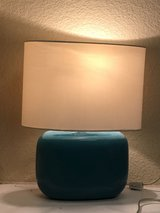 BLUE LAMP IN EXCELLENT CONDITION in Houston, Texas