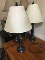 GORGEOUS LAMPS in EXCELLENT CONDITION in Houston, Texas