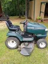 Very reliable riding lawn mower in Fort Leonard Wood, Missouri