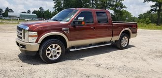 2008 Ford F250 SD King Ranch 4WD in Fort Polk, Louisiana