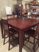kitchen table in Fort Leonard Wood, Missouri