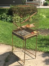 Parrot Cage in New Lenox, Illinois