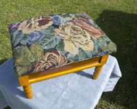 Tapestry Foot Stool in Cherry Point, North Carolina