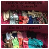 School clothes! Size 10/12 in New Lenox, Illinois