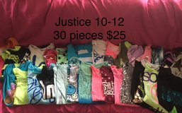 Justice size 10/12 in New Lenox, Illinois