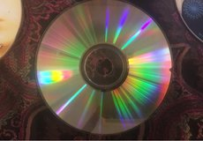 CD's out of case in Travis AFB, California