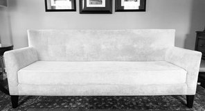light grey sofa in Camp Lejeune, North Carolina