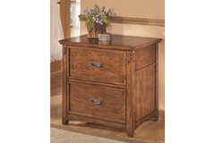 Ashley Furniture Lateral File Cabinet in Bellaire, Texas