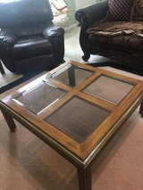 Set of coffee and end tables in Spring, Texas