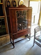 amazing condition antique cabinet in Cherry Point, North Carolina