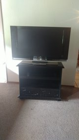 tv and tv stand in Ramstein, Germany