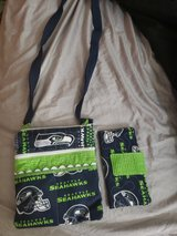 Seahawks purse and wallet (new) in Fort Lewis, Washington