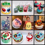Affordable custom cakes in Beaufort, South Carolina