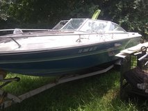 1990 sea ray powet boat with trailer in Baytown, Texas