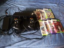Xbox 360 Kinect with controllers in Fort Knox, Kentucky