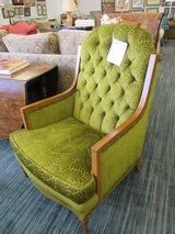 Vintage Green Chair in Westmont, Illinois