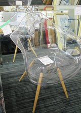 MOD Molded Acrylic Chair with MCM Styling in Westmont, Illinois