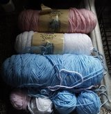 PASTEL COLORED YARN in Spring, Texas
