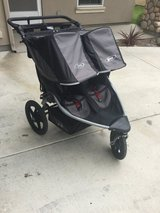 Double BOB jogging stroller in Vista, California