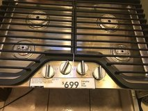 Whirlpool Gas Cooktop in Beaufort, South Carolina