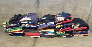 HUGE Lot of Boy Clothes 10/12, 14/16 Shirts, Pants, Shorts in Travis AFB, California