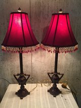 MATCHING DECORATIVE LAMPS in Naperville, Illinois