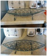 Large WROUGHT IRON Fruit Tray in Travis AFB, California