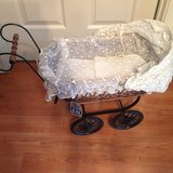 Vintage EH doll carriage in Fairfield, California