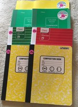 New Composition Notebooks in Oswego, Illinois