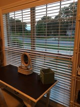 """2"""" faux wood blinds in Fort Campbell, Kentucky"""