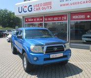 2006 Toyota Tacoma V6 Double Cab 4×4 in Spangdahlem, Germany