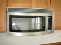 Stainless Steel Over the Range Microwave in Algonquin, Illinois