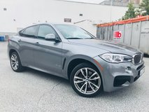 2016 BMW X6 50i M Sport *ACT FAST* in Spangdahlem, Germany