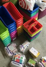 Target teacher storage, classroom materials, and centers for sale in Plainfield, Illinois