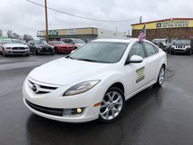 2013 MAZDA MAZDA6 i TOURING PLUS SEDAN 4D 4-Cyl 2.5 LITER in Fort Campbell, Kentucky