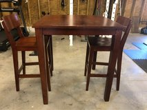 high table and 2 chairs in Hampton, Virginia