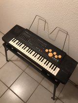 Keyboard with stand in Ramstein, Germany