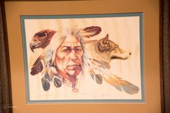 Southwestern Art by Gary Montgomery in Tomball, Texas
