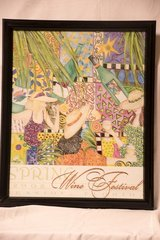Poster of Wine Festival in Sea Side, Florida in Conroe, Texas