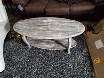 New driftwood coffee table in Fort Campbell, Kentucky