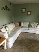 Just Reduced - Sectional Sofa Sleeper in Tinley Park, Illinois