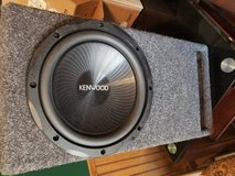 Kenwood subwoofer in Fort Campbell, Kentucky