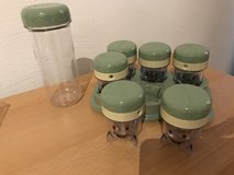 Baby Bullet storage containers in Ramstein, Germany