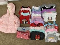 Lot of girls clothes 2T and up in Vista, California