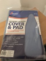 Ironing board cover and pad in Ramstein, Germany