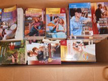 ROMANCE BOOKS 100 + SUPER ROMANCE, DESIRE, AMERICAN ROMANCE AND OTHERS in Fort Campbell, Kentucky