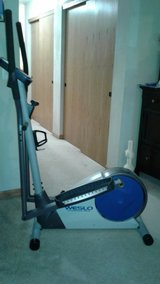 Weslo Elliptical Machine in Oswego, Illinois